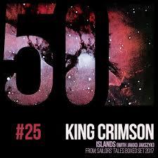 <b>King Crimson</b>: <b>Islands</b> (feat. Jakko Jakszyk) [KC50, Vol. 25] - Music ...