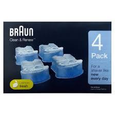 <b>Картридж Braun CCR4</b> Clean & Renew. Купить в официальном ...