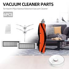 Shop Generic <b>6Pcs Vacuum Cleaner</b> Parts <b>HEPA Filter</b> Cleaning ...