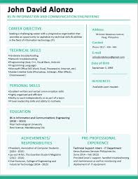 resume writing do and don ts