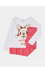 <b>Пижама</b> из двух предметов <b>Mickey Mouse</b>, SINSAY, ZA387-09M