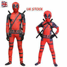 <b>Deadpool</b> Fancy Dresses for <b>Boys</b> for sale   eBay