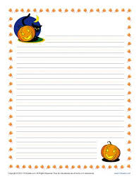 writing halloween stories  Halloween activities for the   senses
