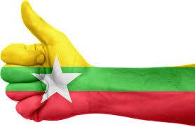 Image result for MYANMAR HD FLAG LOGO
