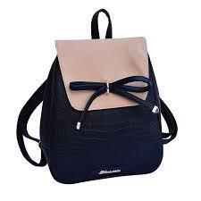 <b>2017 new fashion Women</b> Backpack High quality PU leather Sweet ...