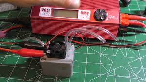 Маленький дымогенератор для RC моделей - YouTube