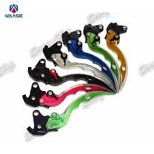 9 <b>Color</b> Motorcycle CNC Brake Clutch Levers Blade For Yamaha <b>MT</b> ...