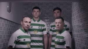 2019/20 <b>Celtic FC</b> New Balance <b>Home Kit</b> - YouTube