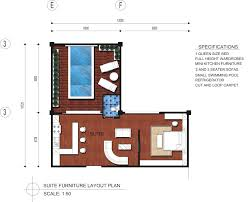 living room arrangements experimenting: l shape house design architecture plan features suite room with