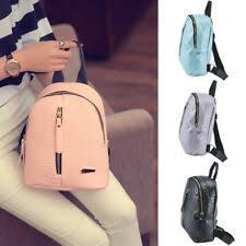 <b>Faux Leather</b> Backpack <b>Mini</b> Bags & Handbags for Women for sale ...