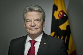H.E. Mr. Joachim Gauck, the President of the Federal Republic of Germany