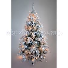 <b>Crystal Trees</b> Искусственная <b>Ель Маттерхорн</b> заснеженная с ...