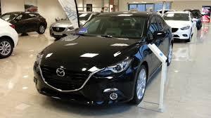 Black Mazda 3 Mazda 3 Skyactive Gmt 2016 In Depth Review Interior Exterior Youtube