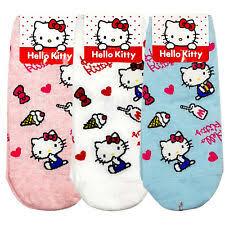 Hello kitty белые <b>носки</b> для женский - огромный выбор по лучшим ...