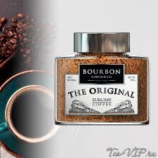 <b>Кофе</b> сублимированный Бурбон <b>Оригинал</b> 100 гр   с доставкой