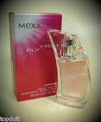 20 Ml - <b>Mexx Fly High Woman</b> - Women Eau de Toilette (Edt) Spray ...