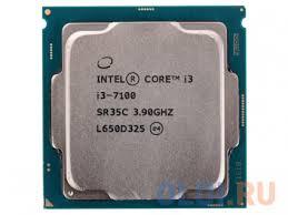 <b>Процессор Intel Core i3-7100</b> OEM — купить по лучшей цене в ...
