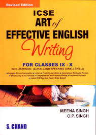 best essay books for icse   essay topicsicse art of effective english writing for cles ix x pb by