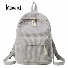 Kavard <b>Backpacks Women Nylon</b> bagpack Softback Solid <b>Bag</b> ...