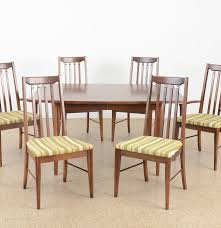 1950s Dining Room Furniture Broyhill Furniture Dining Room Set Circa 1950s Ebth