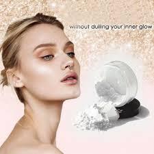 <b>Фиксирующая пудра</b> контроль масла осветляет цвет кожи ...