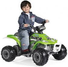 <b>Детский</b> квадроцикл <b>Peg Perego</b> Corral Bearcat ED1165 | Купить ...
