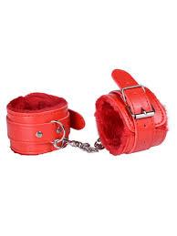 <b>Наручники RED</b> Caramba 6807111 в интернет-магазине ...