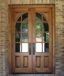 I Want These Doors For My HouseCountry French Exterior Wood - Black window frames for new modern exterior