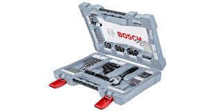 <b>Набор сверл</b> и бит X-Line-91 Premium   Bosch DIY