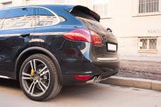 "Porsche Cayenne - <b>насадки на выхлопные</b> трубы | ""Lkw-Neva ..."