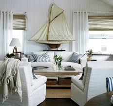 small coastal beach theme living room ideas