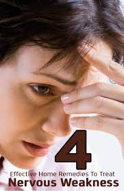4 effective home remedies to treat nervous weakness cover image