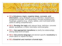 informative essay examples middle school    ideas about essay  common core informative explanatory writing
