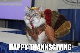 Happy Thanksgiving - WeKnowMemes Generator via Relatably.com