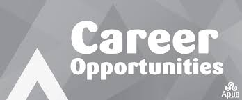 career opportunities apua we continually seek to identify highly talented and hard working individuals who have a passion for developing their career