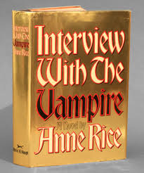 Image result for interview with the vampire by anne rice