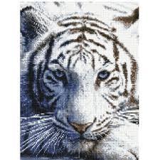 Тигриный взгляд, набор для изготовления <b>мозаичной картины</b> ...