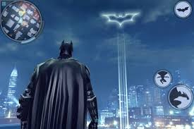 Image result for picture of the batman signal from dark knight