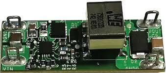 MAXREFDES1091: Miniature, <b>12V</b>/<b>250mA</b>, No-Opto Flyback <b>DC</b>-<b>DC</b> C