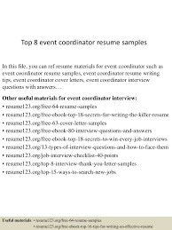 topeventcoordinatorresumesamples conversion gate thumbnail jpg cb