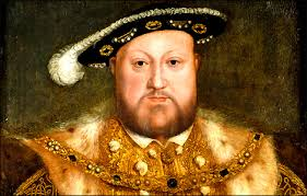 Image result for henry viii head of the church