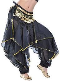 BellyLady Belly Dance Harem Pants Tribal Baggy ... - Amazon.com