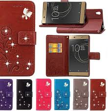 top 9 most popular <b>luxury leather</b> flip 3d bling sony xperia z3 ideas ...