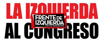 Frente de Izquierda - El gobierno despues de las PASO.