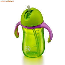 <b>Happy baby Поильник</b> с клапаном <b>STRAW</b> FEEDING CUP в ...