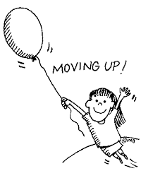 Image result for moving up ceremony cartoon