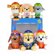 Genuine Original Box <b>6pcs Paw Patrol</b> Mini cute <b>Dog</b> Bags Lot X6 ...
