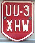 Vehicle registration plates of Austria - Wikipedia