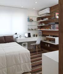 escritrio no quarto bedroom small home office