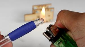 How To Make a <b>Screwdriver</b> From <b>a Pen</b> - YouTube